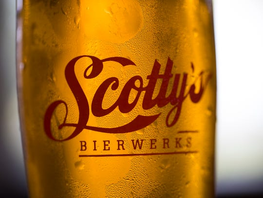 Scotty's Bierwerks in Cape Coral is owned by Scott Melick, who has been a home brewer since 1989.