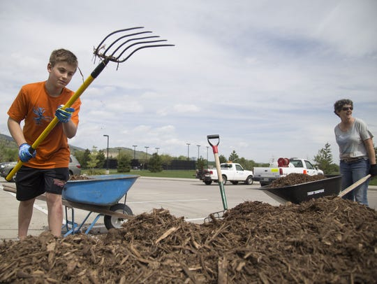 The city of Fort Collins is offering free mulch to residents on May 18.