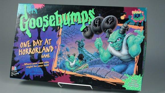 Goosebumps: One Day at Horrorland.