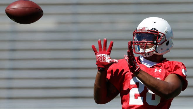 Running back Taiwan Deal returned to practice on Tuesday after being out just under a week with an ankle injury.