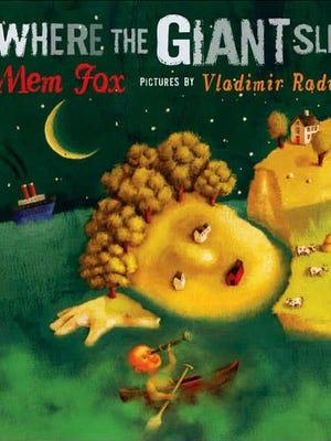 Where the Giant Sleeps, by Mem Fox