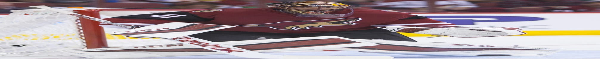 Coyotes' Smith progressing from muscle injury