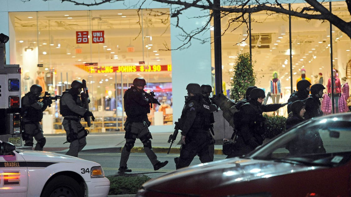 Garden State Plaza Incident Both A Model And Warning Experts Say