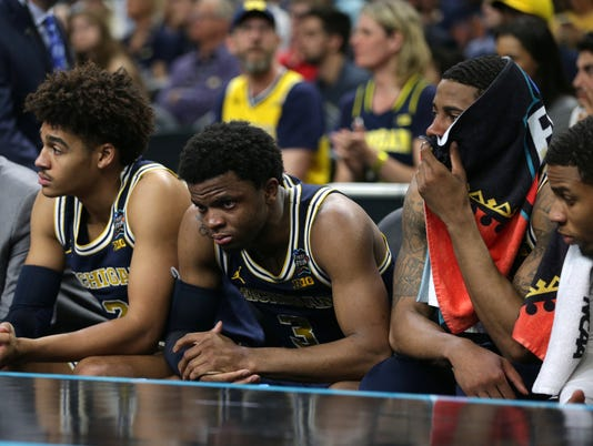 Zavier Simpson, Charles Matthews, Sad Wolverines, Sad Michigan