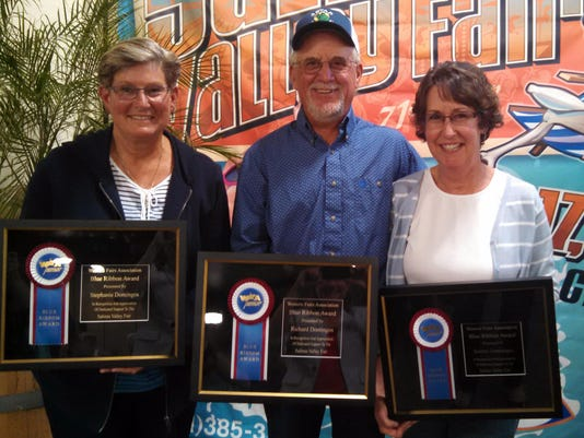 Blue Ribbon Winners