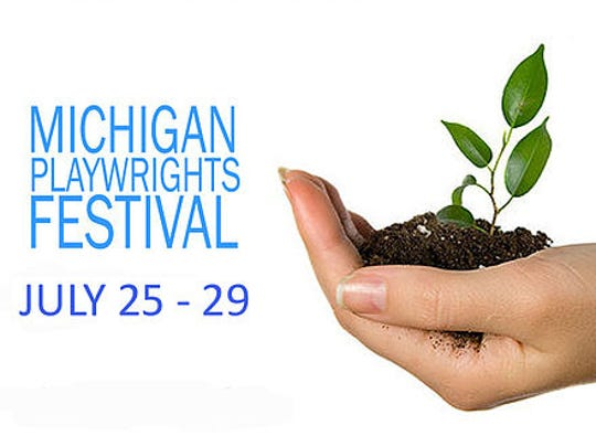 The Michigan Playwrights Festival continues through Sunday.