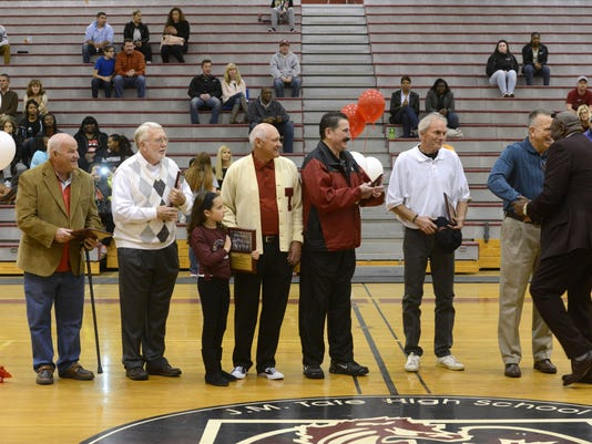 Tate High School celebrates the 1965 State Championship team