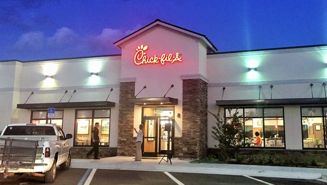 Two Chick-fil-A restaurants are coming to St. Lucie County.