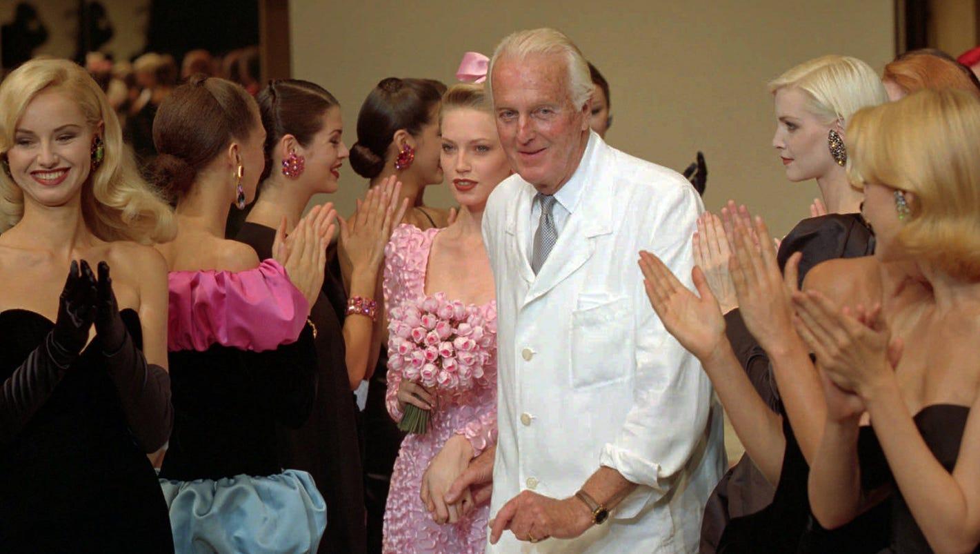 Legendary French fashion designer Hubert de Givenchy dead at 91
