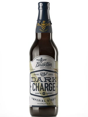 Braxton Brewing Company will release Dark Charge on Dec. 5.