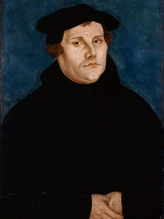 Martin Luther: Art and the Reformation