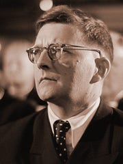 Dmitri Shostakovich  was known throughout the music world by the time he was in his mid-20s, but soon found himself running afoul of the Soviet Union's communist hierarchy.