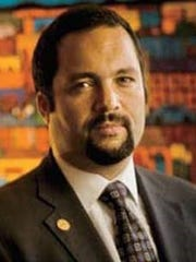 Venture capitalist and former NAACP CEO Ben Jealous