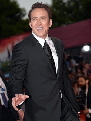Nicolas Cage was unaware the Tyrannosaurus bataar skull had been stolen when he bought it in 2007.