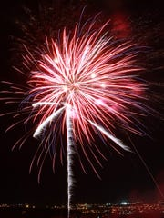 Fireworks at 10 p.m. will follow the Pioneer Day Pool Party on Saturday in Washington City.