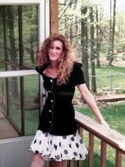 This image was provided by Michelle Kuiper which shows her around the time of her attack.