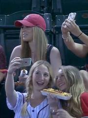 Selfie-taking women from ASU drew national attention
