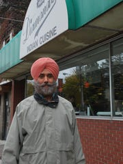 Baldev Singh Sekhon settled in Ithaca in 1991 after
