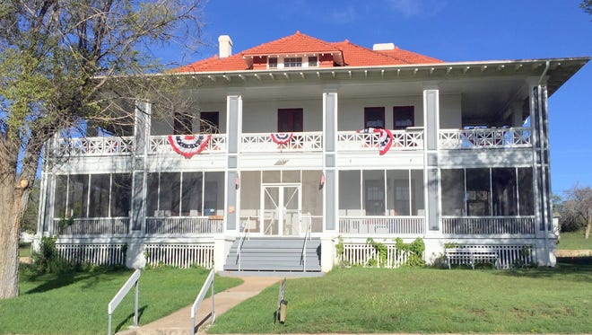 The Fort Bayard Museum will host activites as well as a walking tour Saturday morning during the Fort Bayard Days.