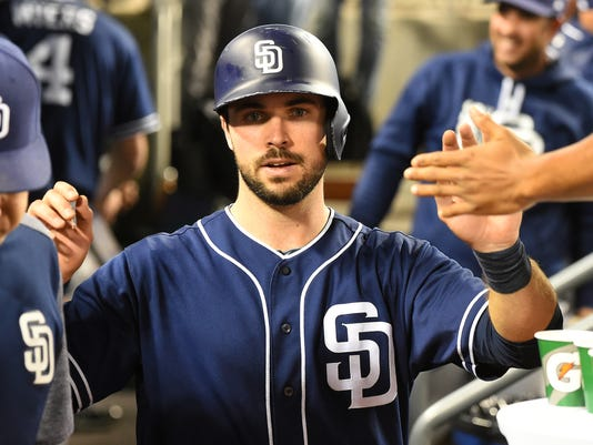 MLB: San Diego Padres at Los Angeles Dodgers