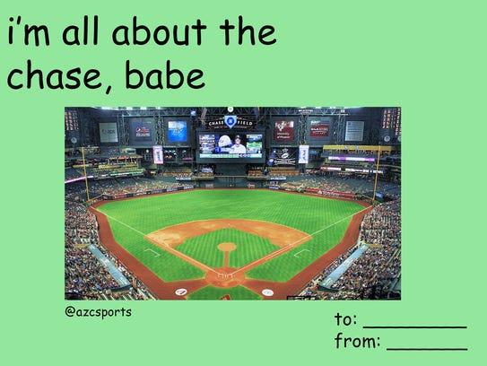 (Baseball) diamonds are forever.