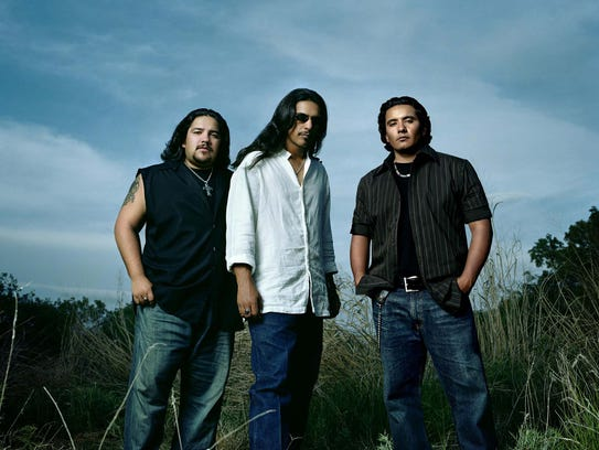 Los Lonely Boys will be at The Van Buren in Phoenix