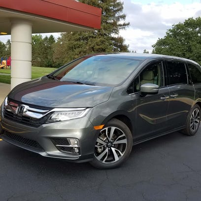 Payne: Can Honda Odyssey out-van King Pacifica?