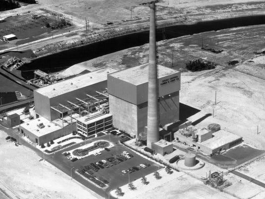 Oldest Nuclear Plant-Shutdown