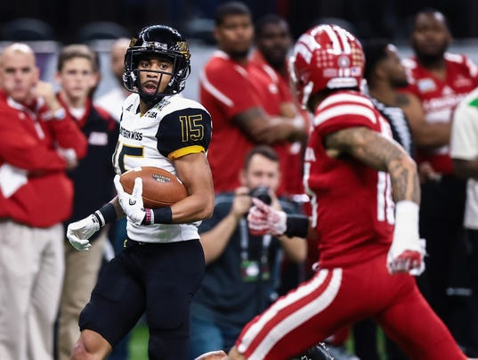 NCAA Football: New Orleans Bowl-Southern Mississippi at UL Lafayette