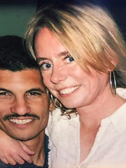 Jay and Kim Norvell were both from Madison, Wisc., but didn't meet until they were both in their 20s.