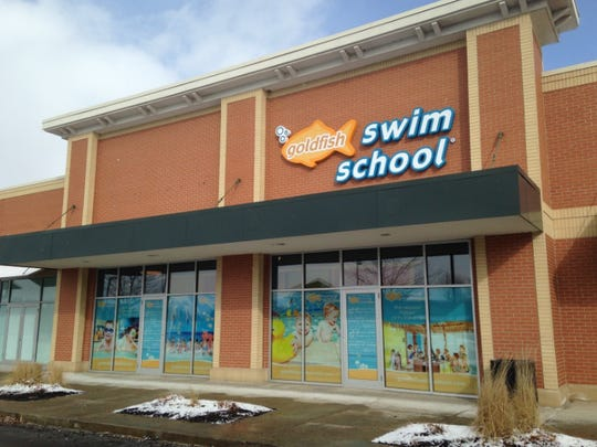 Goldfish Swim School opened this location at 11581 Geist Pavilion Drive in Fishers in February 2015. It is the company's second location in Central Indiana; the first opened in Carmel in 2013.