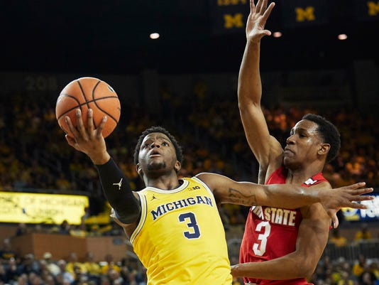 NCAA Basketball: Ohio State at Michigan