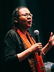 Author bell hooks will speak at Earlham College.