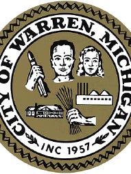 City of Warren seal