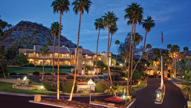 President Obama will stay at the Pointe Hilton Squaw Peak Resort on Jan. 7.