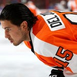 Del Zotto hoping it's a quick return to old role
