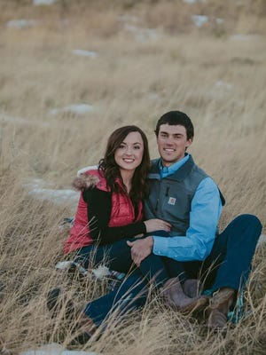 Erin Swanson and Connor Nelson