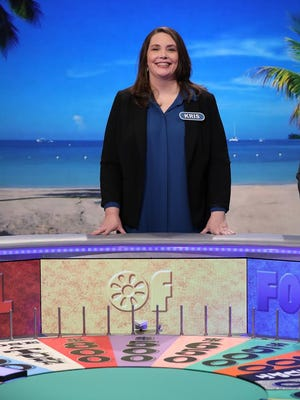 Kristine (Kris) Peterson of Hampton, a nurse coordinator for Hunterdon Healthcare's Center for Pelvic Health, will be a featured contestant on Wheel of Fortune at 7:30 p.m. Friday, June 9, Channel 7 ABC New York.