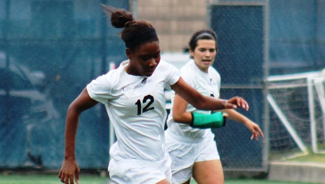 The men's and women's soccer teams at Cincinnati State Technical and Community College will be the only athletic teams playing this year.