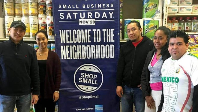 Recognized as one of the best Small Business Saturdays in the state, Perth Amboy's participation in the American Express commerce program will feature several special events and discounts on Nov. 28 throughout the city's business districts.