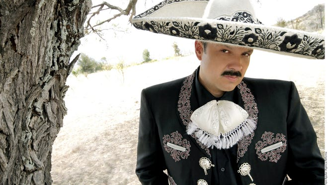 Musician Pepe Aguilar will perform at the Save Mart Center in Fresno this spring.