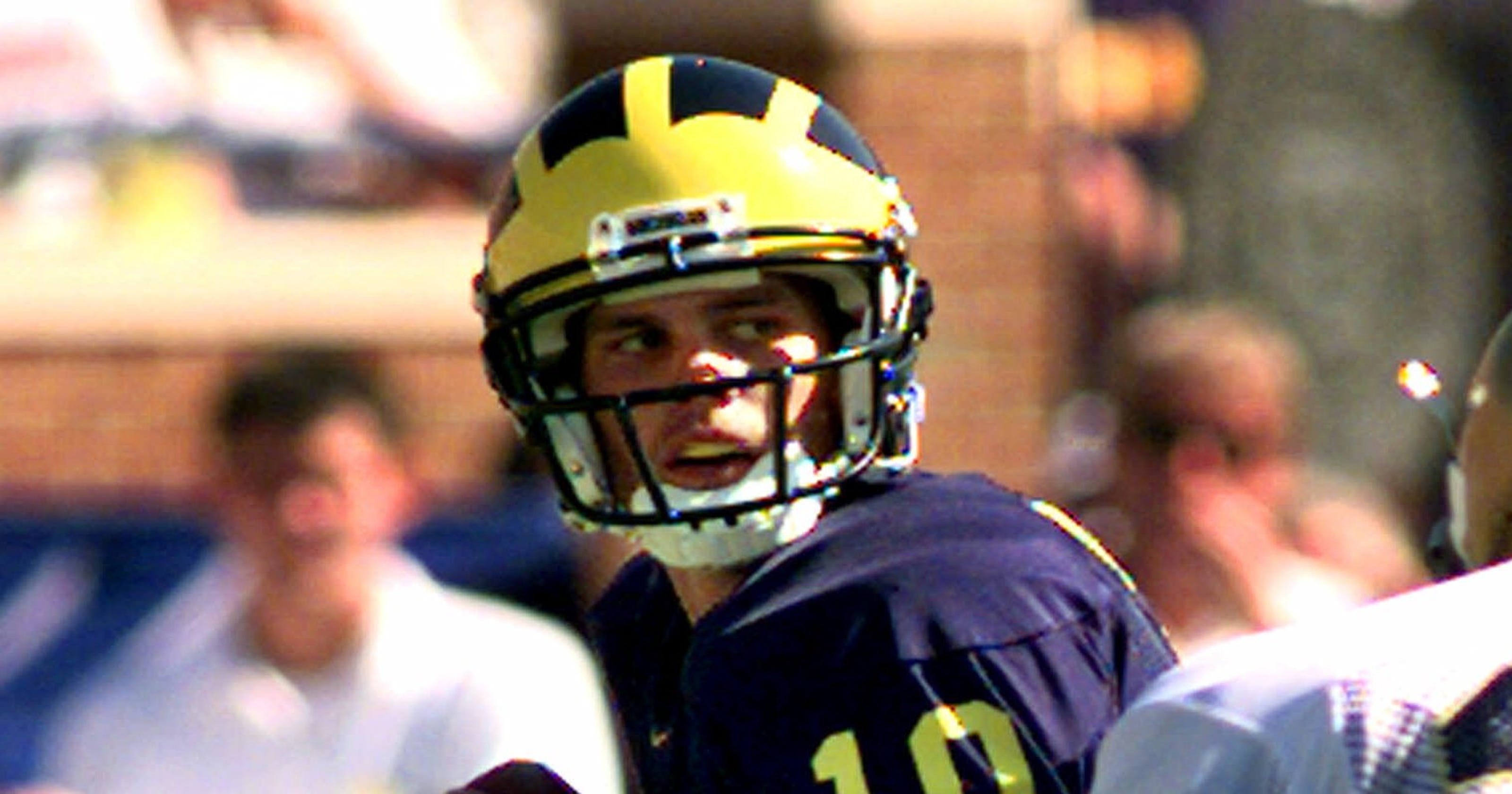 Tom Brady s mastery of the comeback can be traced back to his Michigan days 6d4b84501