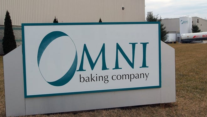 OMNI Baking Company of Vineland and Bellmawr.