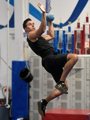 Ninja Warrior competitions will be at the TD Convention Center in Greenville.