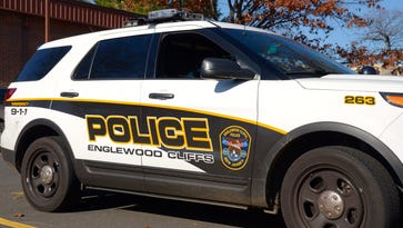 Englewood Cliffs hit-and-run turns into weapons arrest