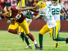 Key facts at the half in Redskins-Packers game