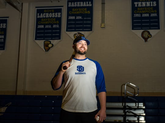 Stephen Decatur's Tyler Riley was named the Maryland
