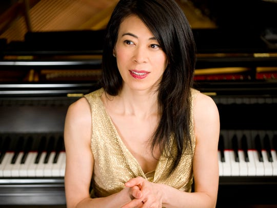 Classical pianist Jenny Lin