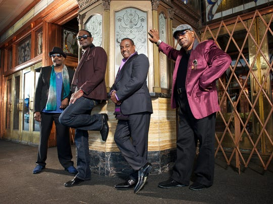 Kool & the Gang reaches Freedom Hill in August.