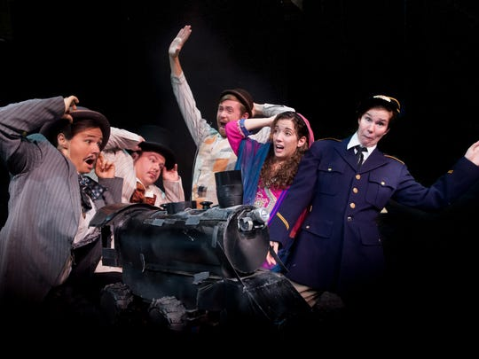 """Lost Nation Theater stages """"Around the World in 80 Days"""" through July 23 in Montpelier."""